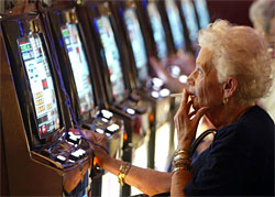 Compulsive gambling elderly