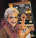 the uncontrollable disease of gambling Background: pathological gambling (pg) in parkinson's disease (pd) manifests as a persistent and uncontrollable gambling behavior, characterized by dysfunctional decision-making and emotional impairment related to high-risk decisions.